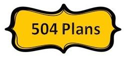 504 Plan Documents