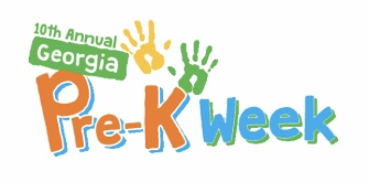 Kicking off Pre-K Week ~ October 5-9 ~ Click here to watch video