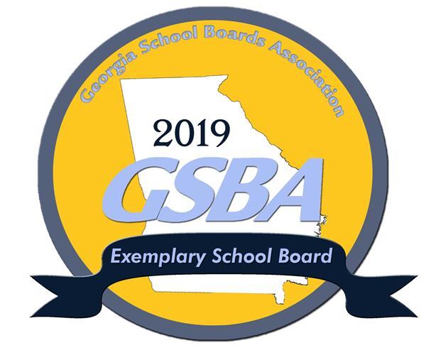 Board Receives Exemplary Board Award