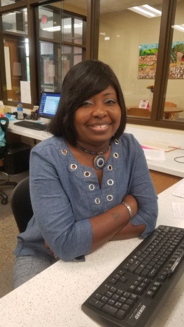 LA Support Staff of the Month:  Melissa Johnson